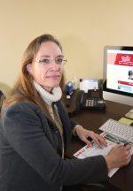Sabine Schulz - Sekretariat