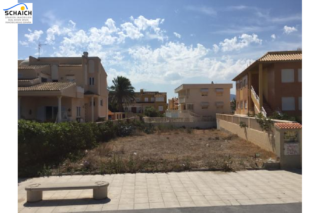 residential ground in Oliva for sale, plot area 488 m², ref.: 2-4416-13