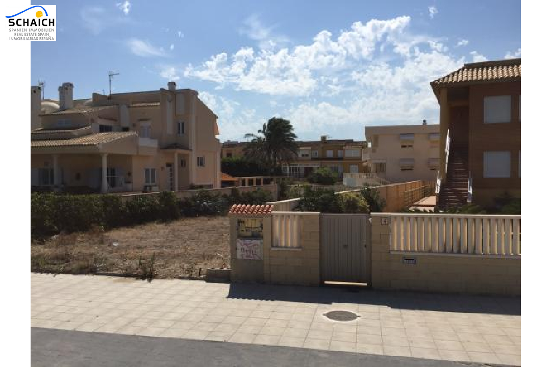 residential ground in Oliva for sale, plot area 488 m², ref.: 2-4416-14