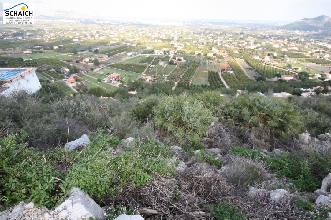 residential ground in Pedreguer for sale, plot area 1200 m², ref.: SC-R0117-3