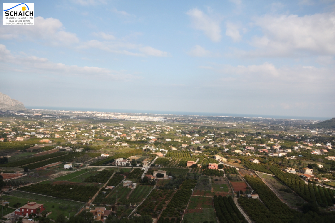 residential ground in Pedreguer for sale, plot area 1200 m², ref.: SC-R0117-6