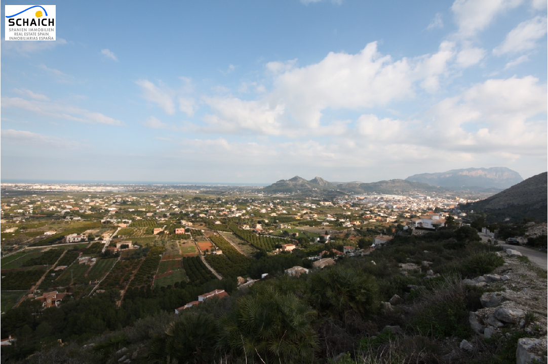 residential ground in Pedreguer for sale, plot area 1200 m², ref.: SC-R0117-7