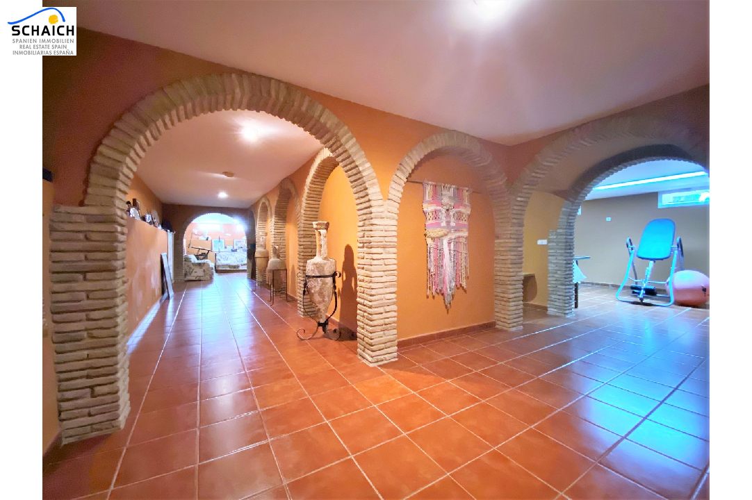 country house in Denia for sale, built area 450 m², year built 1985, + stove air-condition yes, plot area 17000 m², 8 bedroom, 4 bathroom, swimming-pool yes, ref.: SC-T0617-28