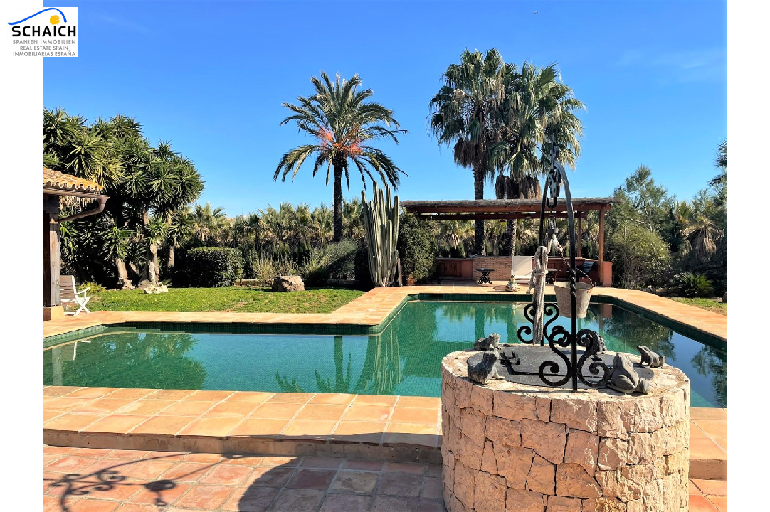 country house in Denia for sale, built area 450 m², year built 1985, + stove air-condition yes, plot area 17000 m², 8 bedroom, 4 bathroom, swimming-pool yes, ref.: SC-T0617-3