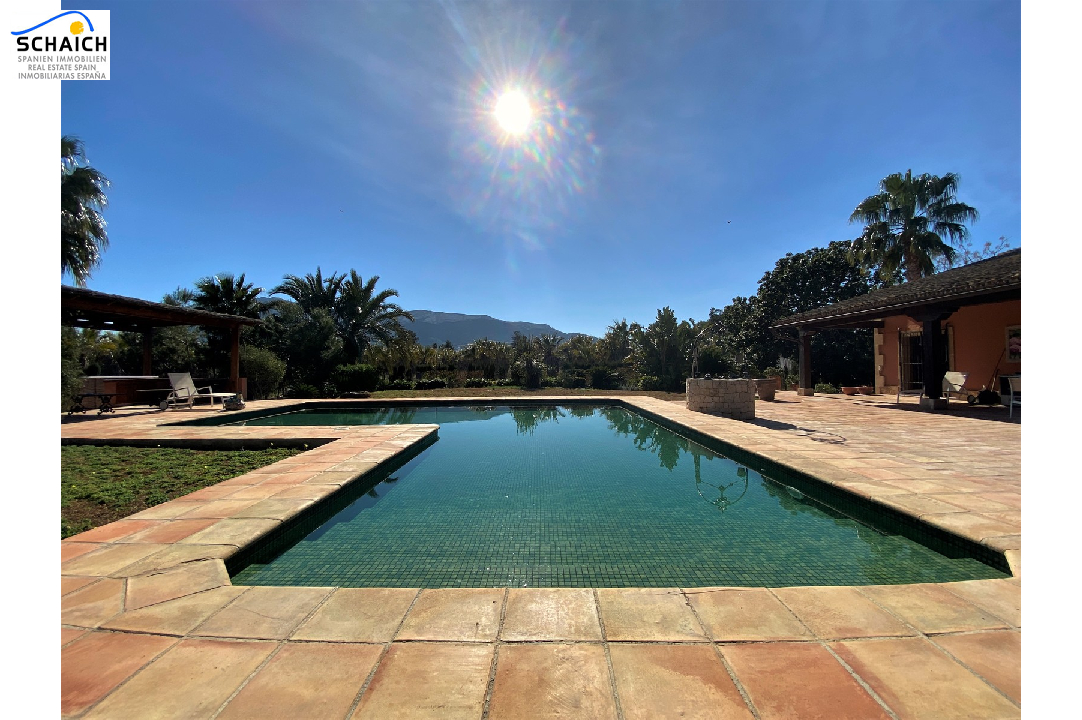 country house in Denia for sale, built area 450 m², year built 1985, + stove air-condition yes, plot area 17000 m², 8 bedroom, 4 bathroom, swimming-pool yes, ref.: SC-T0617-6