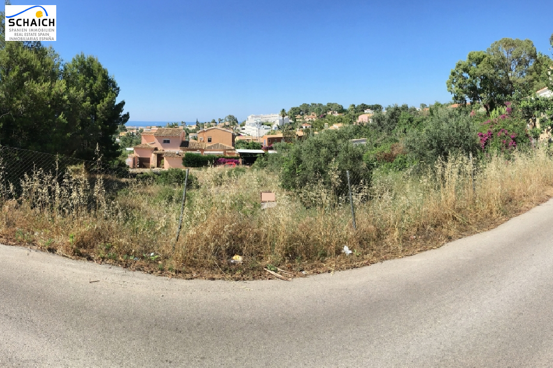 residential ground in Denia for sale, plot area 2748 m², ref.: GC-1317-6