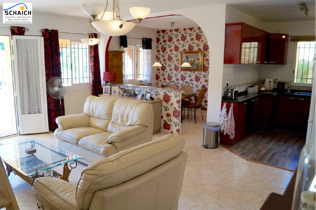 villa in Benissa(Montemar ) for sale, + central heating air-condition yes, 8 bedroom, 4 bathroom, swimming-pool yes, ref.: CA-H-839-AMB-11