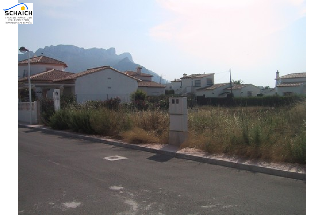 residential ground in Els Poblets(Baranquets) for sale, plot area 604 m², ref.: SV-2737-1