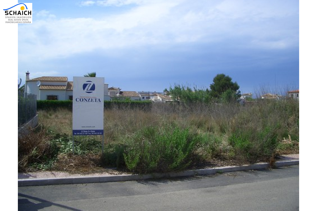 residential ground in Els Poblets(Baranquets) for sale, plot area 604 m², ref.: SV-2737-3