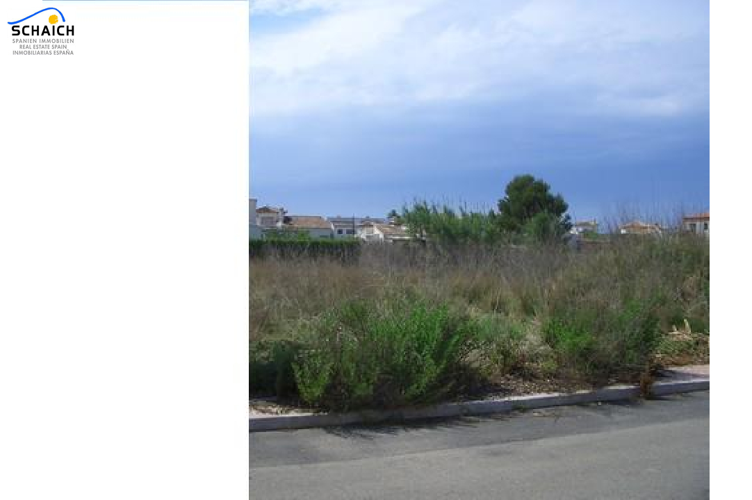 residential ground in Els Poblets(Baranquets) for sale, plot area 604 m², ref.: SV-2737-4