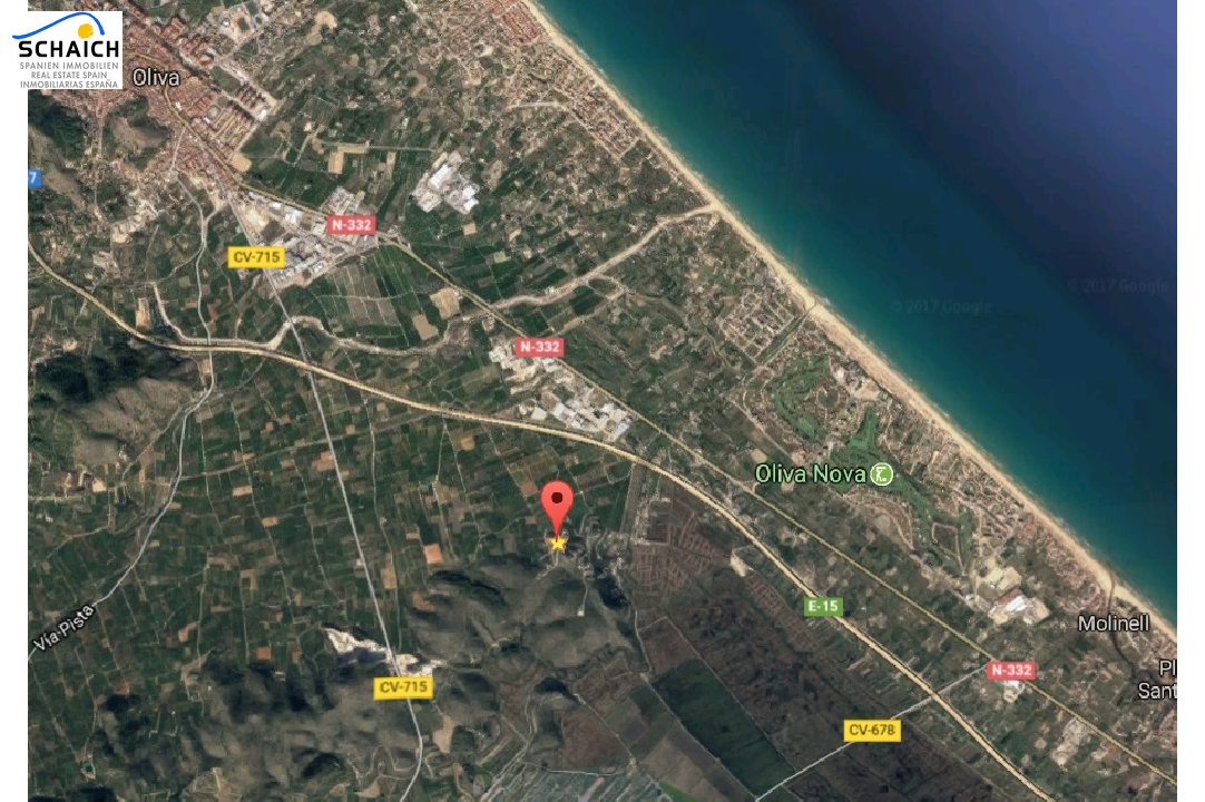 residential ground in Oliva for sale, plot area 1024 m², ref.: AS-1617-4