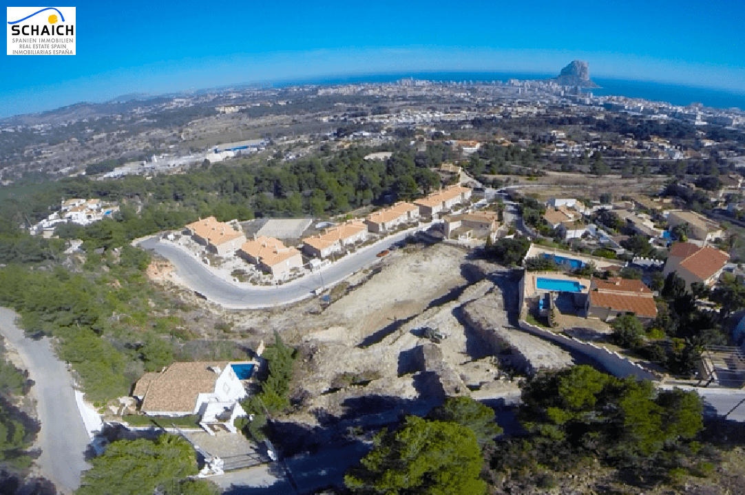 residential ground in Calpe(Cucarres) for sale, plot area 6015 m², ref.: BI-CA.G-076-1