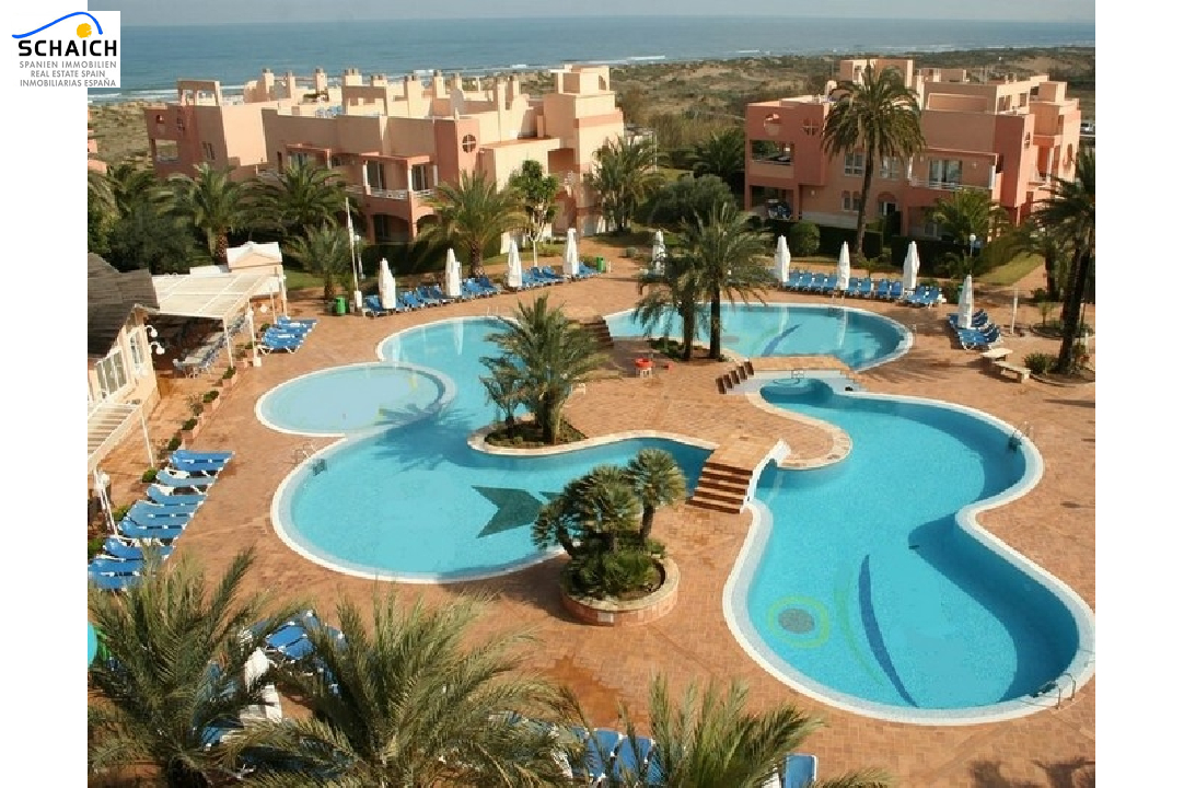 apartment in Oliva(Oliva Nova Golf) for sale, built area 110 m², + air conditioning air-condition yes, 1 bedroom, 1 bathroom, swimming-pool yes, ref.: O-V36514-12
