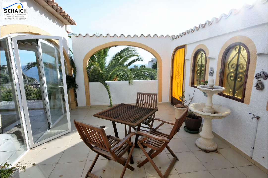 villa in Javea(Benidos) for sale, built area 490 m², year built 1998, condition neat, + central heating air-condition yes, plot area 950 m², 7 bedroom, 6 bathroom, swimming-pool yes, ref.: ER-5017-MJ-28