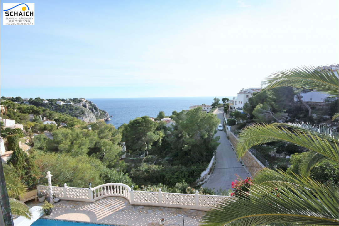 villa in Javea(Benidos) for sale, built area 490 m², year built 1998, condition neat, + central heating air-condition yes, plot area 950 m², 7 bedroom, 6 bathroom, swimming-pool yes, ref.: ER-5017-MJ-32