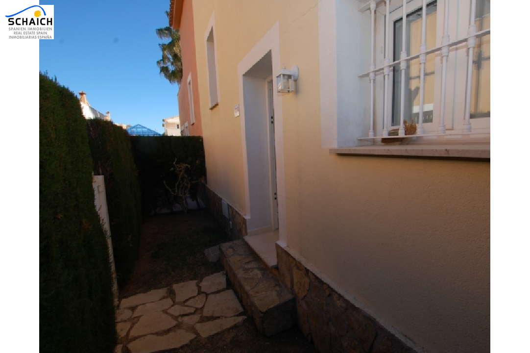 terraced house in Oliva(Oliva Nova Golf) for sale, built area 120 m², + KLIMA air-condition yes, plot area 100 m², 2 bedroom, 2 bathroom, swimming-pool yes, ref.: O-V45514-17