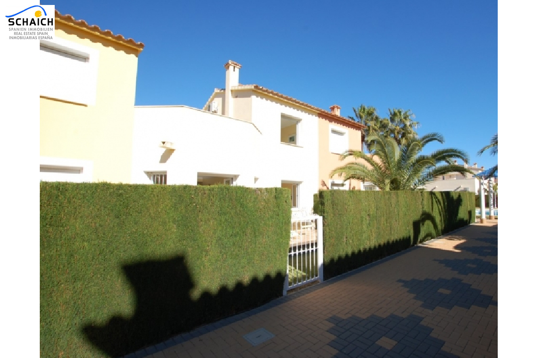 terraced house in Oliva(Oliva Nova Golf) for sale, built area 120 m², + KLIMA air-condition yes, plot area 100 m², 2 bedroom, 2 bathroom, swimming-pool yes, ref.: O-V45514-3