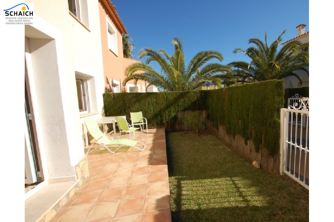 terraced house in Oliva(Oliva Nova Golf) for sale, built area 120 m², + KLIMA air-condition yes, plot area 100 m², 2 bedroom, 2 bathroom, swimming-pool yes, ref.: O-V45514-5