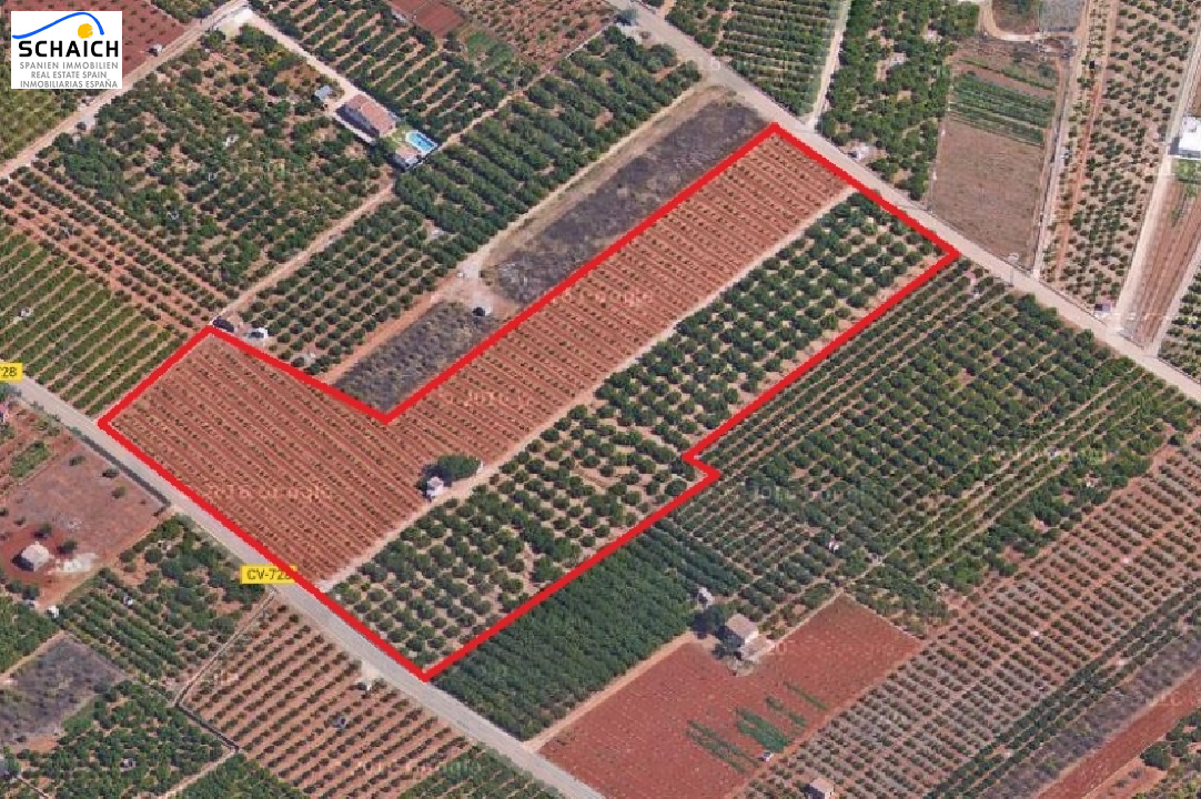 residential ground in Pego for sale, plot area 22224 m², ref.: O-V47014-2