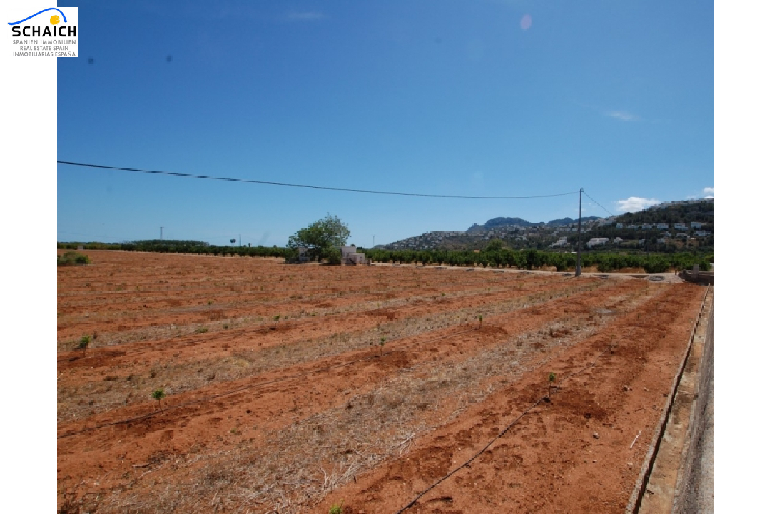 residential ground in Pego for sale, plot area 22224 m², ref.: O-V47014-3
