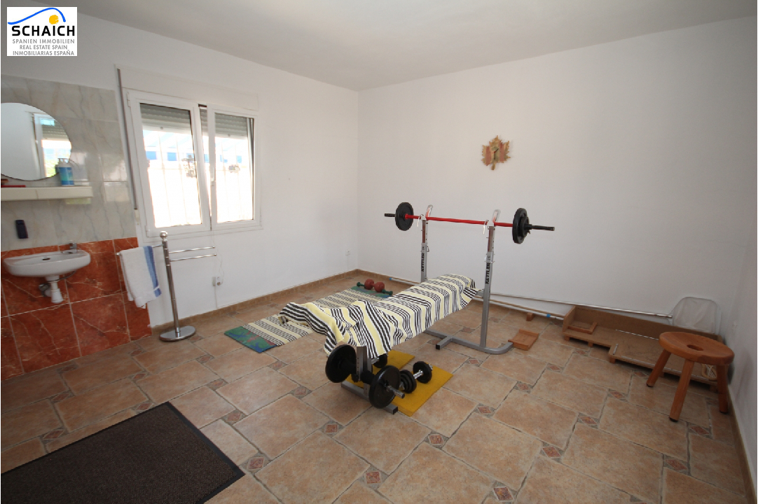 villa in Els Poblets(Sorts de la Mar ) for sale, built area 200 m², year built 2000, condition neat, + central heating air-condition yes, plot area 540 m², 3 bedroom, 2 bathroom, swimming-pool yes, ref.: AS-1518-11