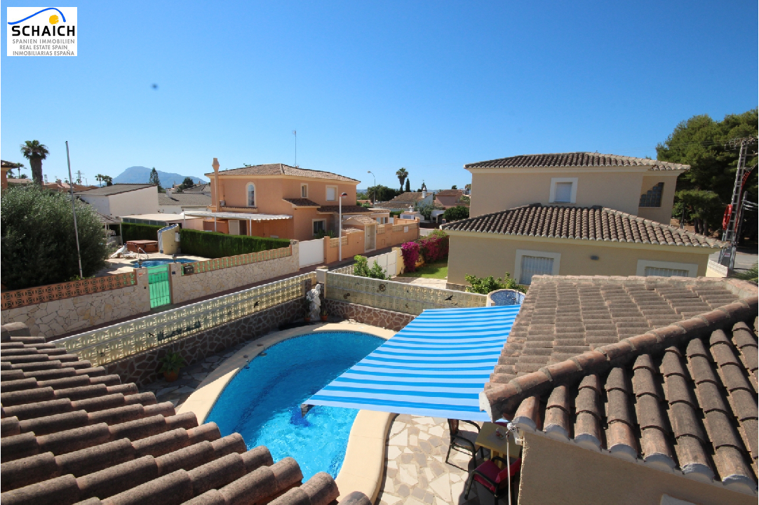 villa in Els Poblets(Sorts de la Mar ) for sale, built area 200 m², year built 2000, condition neat, + central heating air-condition yes, plot area 540 m², 3 bedroom, 2 bathroom, swimming-pool yes, ref.: AS-1518-22