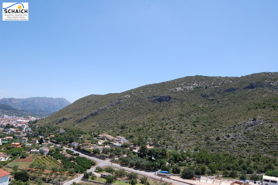 residential ground in Pedreguer(Monte Solana) for sale, plot area 1000 m², ref.: SC-L2518-5