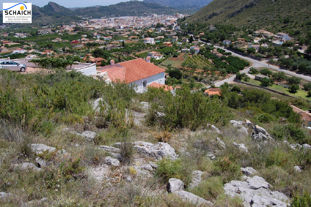residential ground in Pedreguer(Monte Solana) for sale, plot area 1000 m², ref.: SC-L2518-7