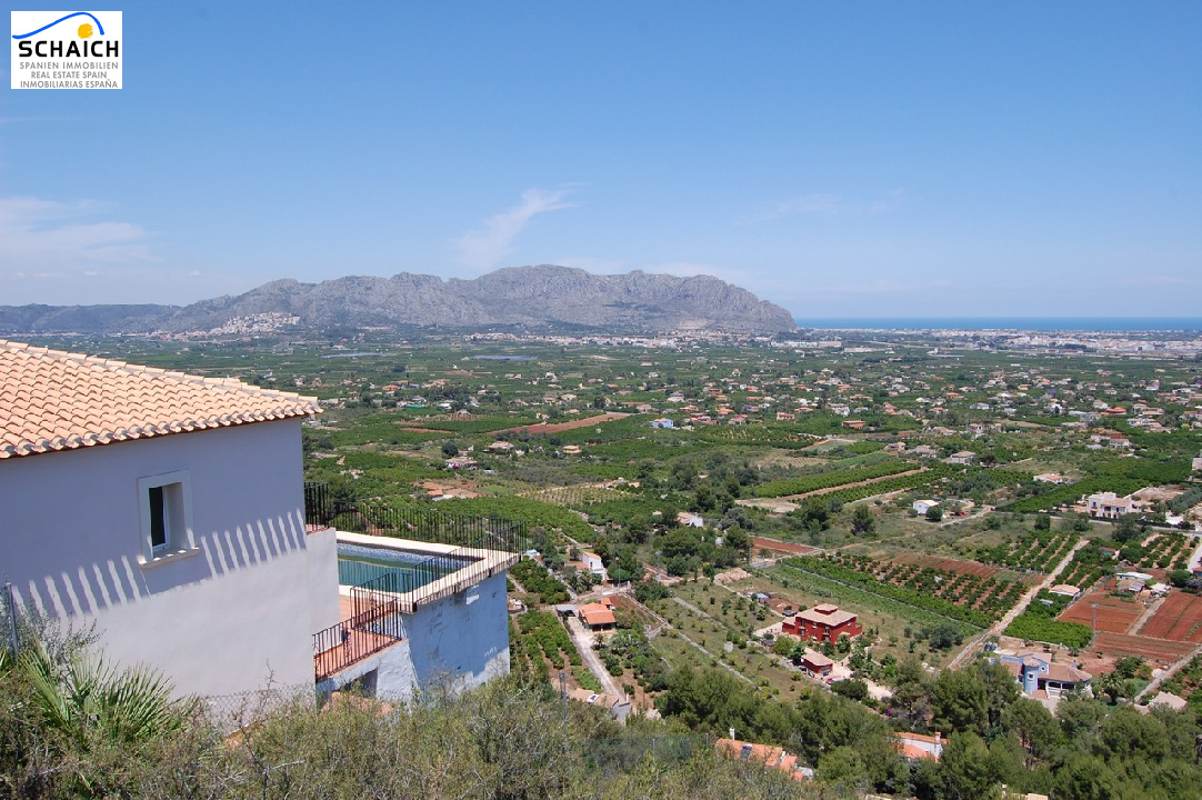 residential ground in Pedreguer(Monte Solana) for sale, plot area 1000 m², ref.: SC-L2518-9