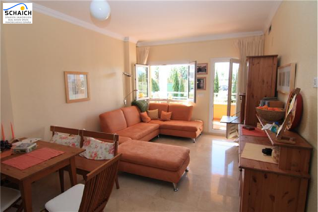 apartment in Oliva(Oliva Nova Golf) for sale, built area 64 m², year built 2003, air-condition yes, 1 bedroom, 1 bathroom, swimming-pool yes, ref.: U-4110-2
