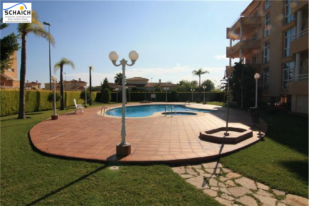 apartment in Oliva(Oliva Nova Golf) for sale, built area 64 m², year built 2003, air-condition yes, 1 bedroom, 1 bathroom, swimming-pool yes, ref.: U-4110-9