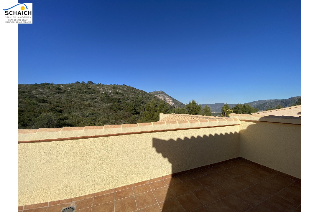 villa in Adsubia(Urbanizacion les Bassetes) for sale, built area 117 m², year built 2001, condition neat, + underfloor heating air-condition yes, plot area 593 m², 2 bedroom, 2 bathroom, swimming-pool yes, ref.: GC-4618-24