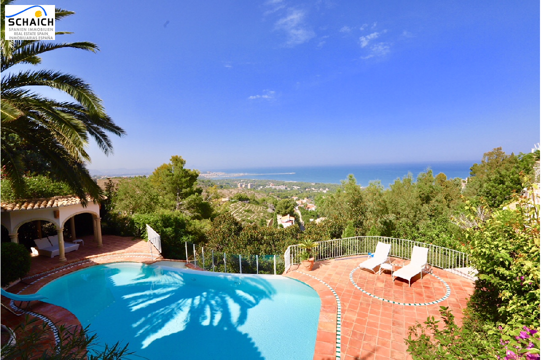 villa in Denia for sale, built area 311 m², plot area 1475 m², 7 bedroom, 5 bathroom, swimming-pool yes, ref.: IB-601-2