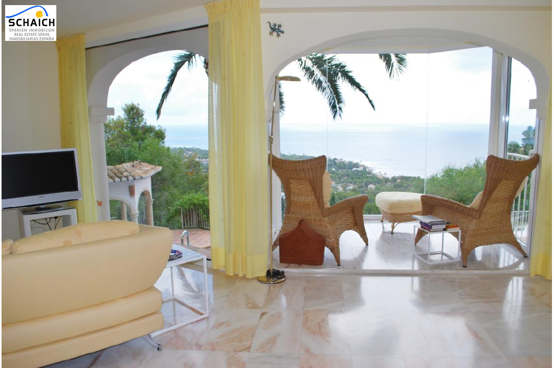 villa in Denia for sale, built area 311 m², plot area 1475 m², 7 bedroom, 5 bathroom, swimming-pool yes, ref.: IB-601-33