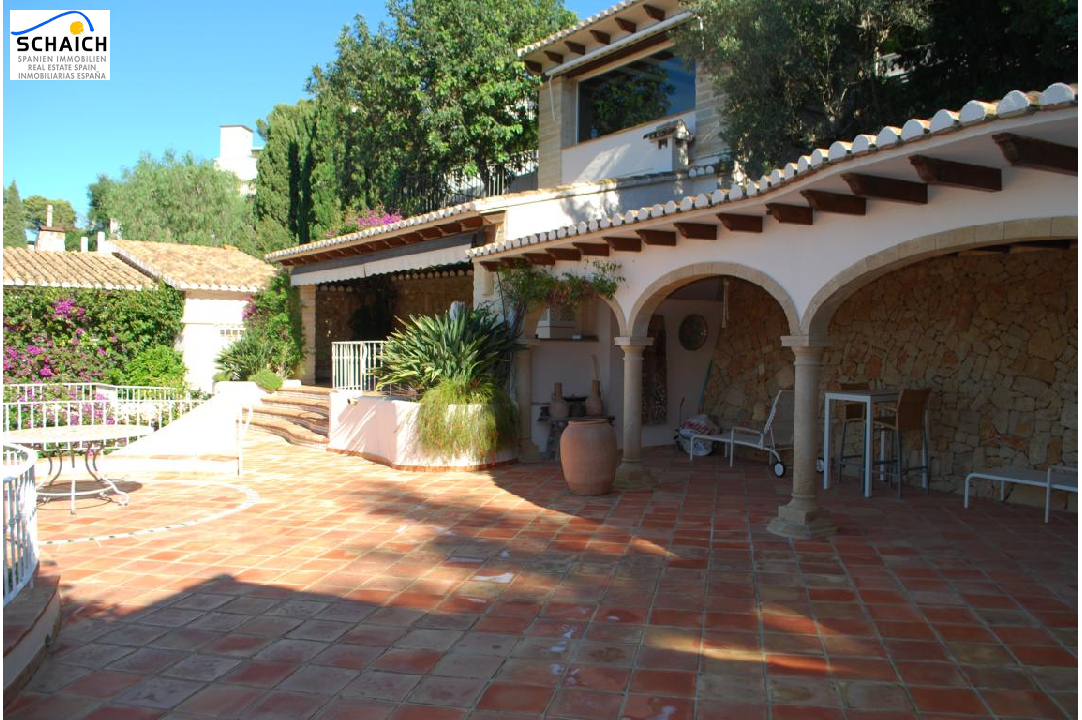 villa in Denia for sale, built area 311 m², plot area 1475 m², 7 bedroom, 5 bathroom, swimming-pool yes, ref.: IB-601-38