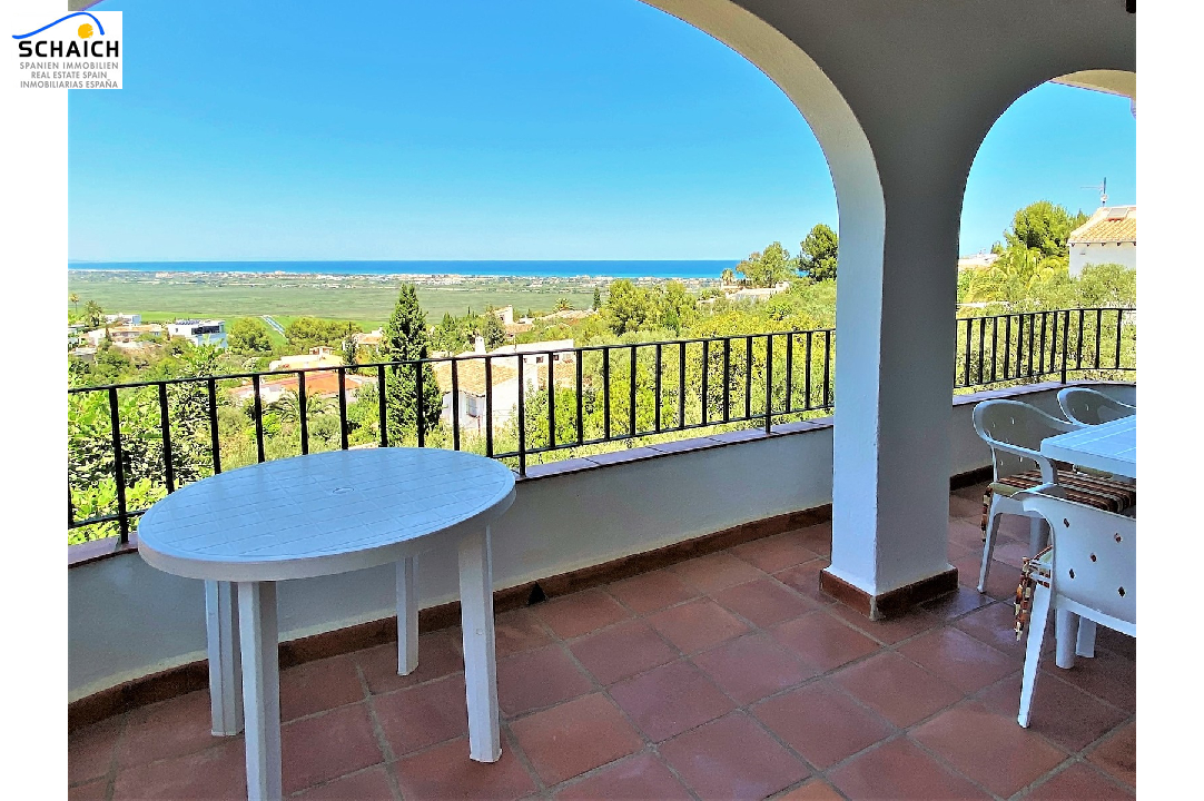 villa in Monte Pego for sale, built area 120 m², year built 1985, + central heating plot area 2000 m², 3 bedroom, 2 bathroom, swimming-pool yes, ref.: 2-8206-4