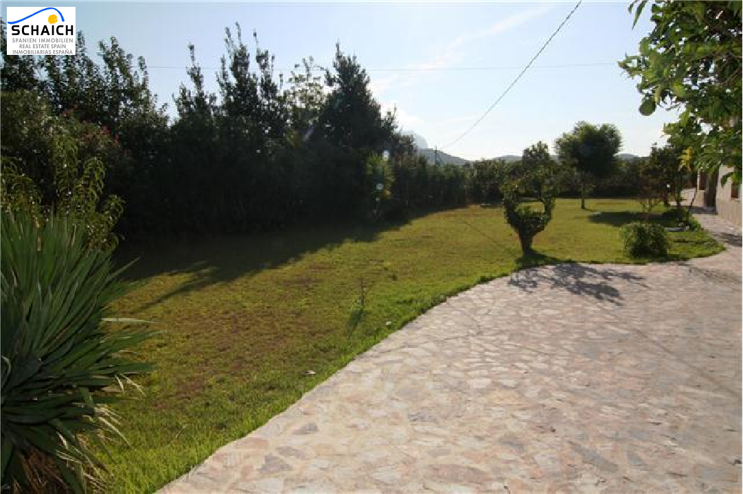 country house in Pedreguer for sale, built area 200 m², year built 1975, + central heating plot area 5700 m², 3 bedroom, 2 bathroom, swimming-pool yes, ref.: Lo-3512-3
