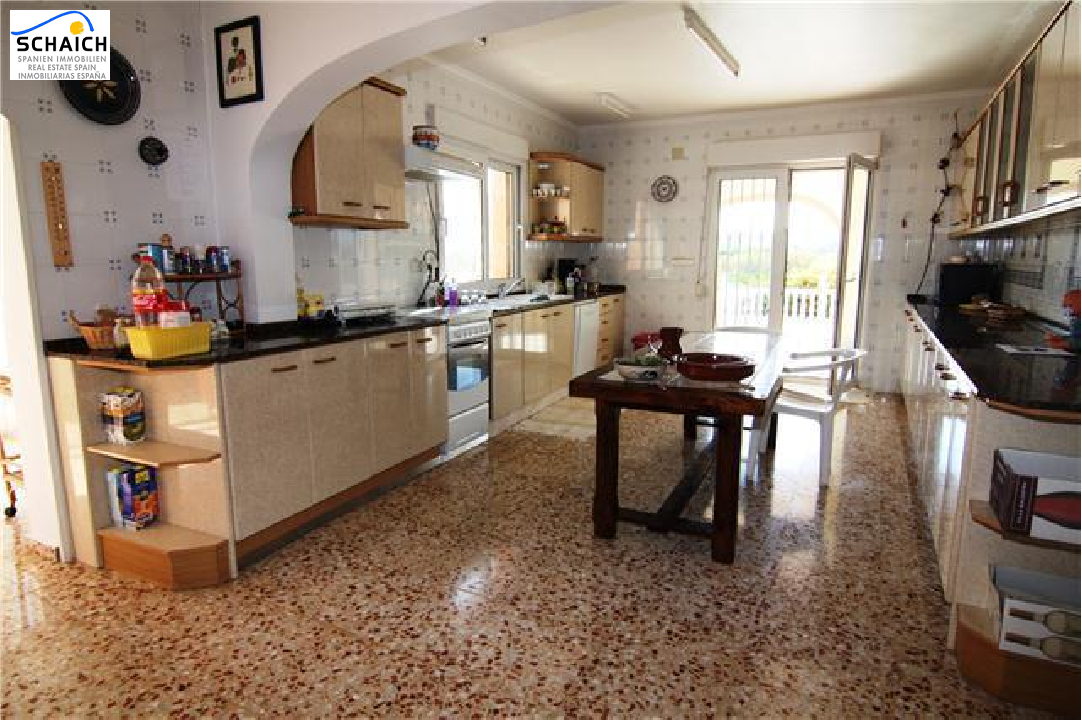 country house in Pedreguer for sale, built area 200 m², year built 1975, + central heating plot area 5700 m², 3 bedroom, 2 bathroom, swimming-pool yes, ref.: Lo-3512-8